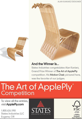 Appleply Award Winner