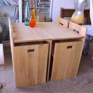Möbel Link Modern Furniture - Cubiyoo Table Set