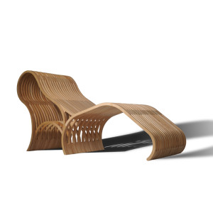 Mobel Link Modern Furniture - Dif Lounge Chair