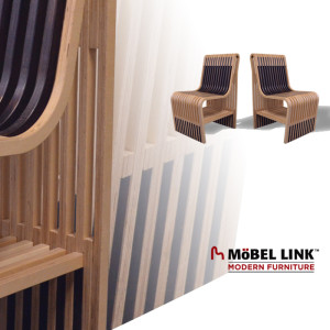 Möbel Link Modern Furniture - Ipana Chair