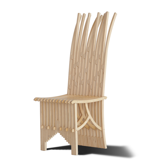 Mini frond chair mobel link modern furniture for Mini designer chairs