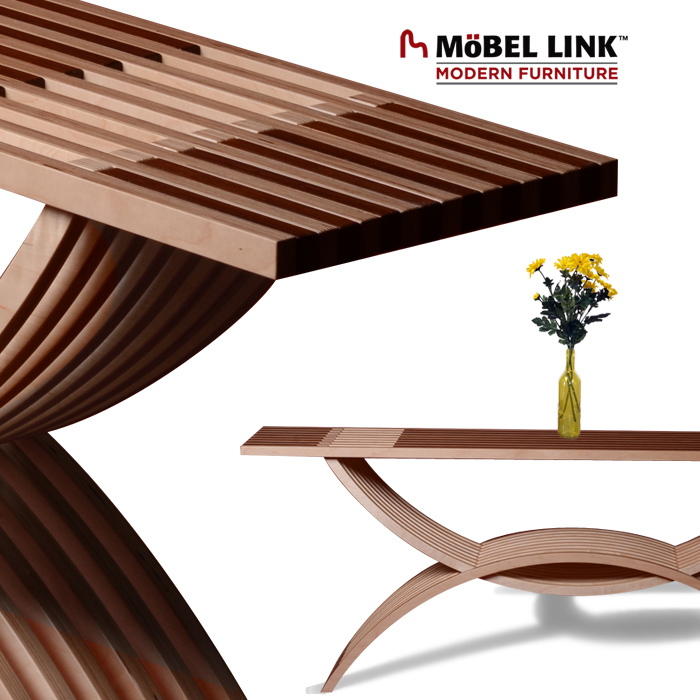 Modern Furniture Table neil console table | mobel link modern furniture