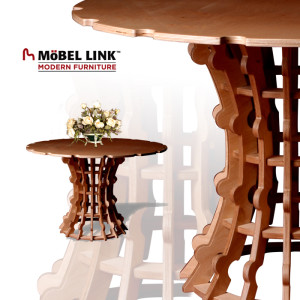 Möbel Link Modern Furniture - Snopek Table