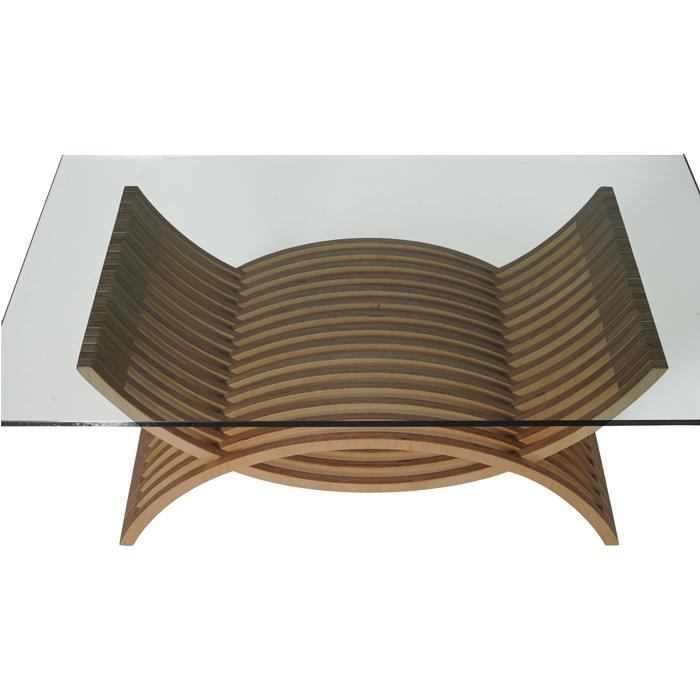 Möbel Link Modern Furniture   Waldek Low Table
