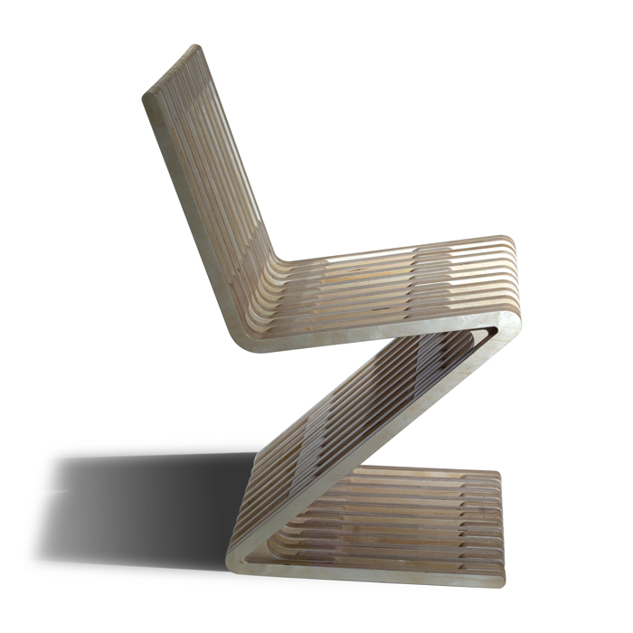Zagzig chair mobel link modern furniture for Contemporary furniture chairs