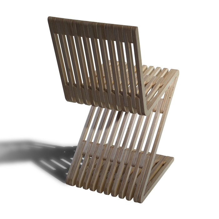 ZagZig Chair Mobel Link Modern Furniture